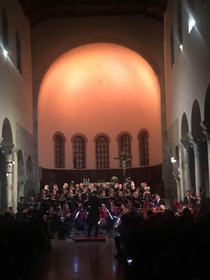 Concerto San Francesco DANTE 2021